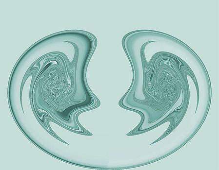Symmetry by Soumya Bouchachi