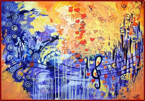Symphony Of Love by Ignatescu Isabela