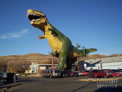T-Rex by Doreen Lambert