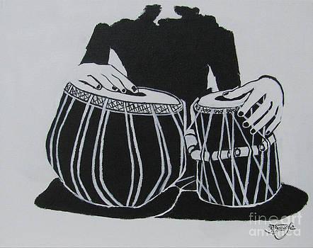 Tabla Maestro by Apoorv Jain