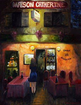 Table for One by Marianne Gonzales