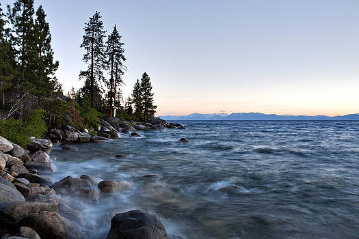 Tahoe Magic Hour by Joel Moranton