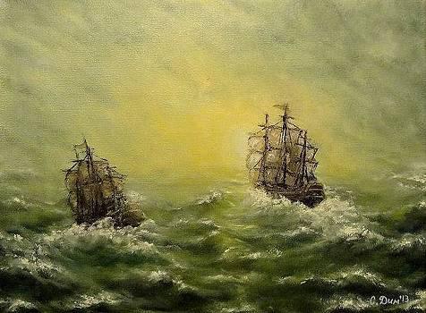 Tailwind by Svetla Dimitrova