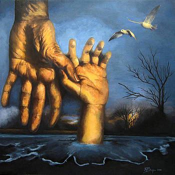 Take my hand by Andrea Banjac