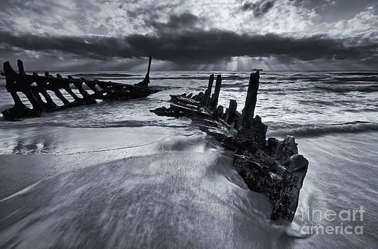 Mike  Dawson - Taken by the Sea