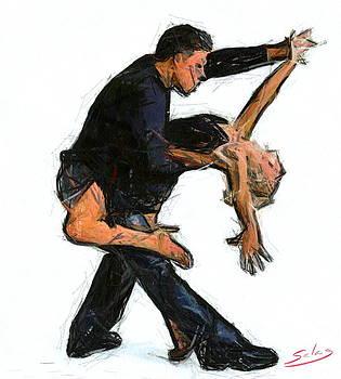 Takes two to Tango by Francisco Sanchez Salas
