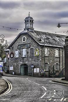 Steve Purnell - Talgarth Town Hall 1