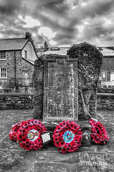 Steve Purnell - Talgarth War Memorial 2