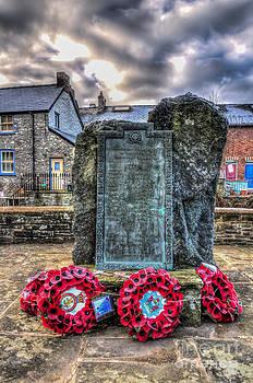 Steve Purnell - Talgarth War Memorial