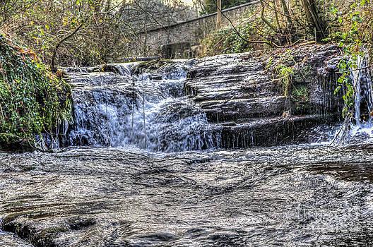 Steve Purnell - Talgarth Waterfall 2