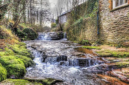 Steve Purnell - Talgarth Waterfall 3