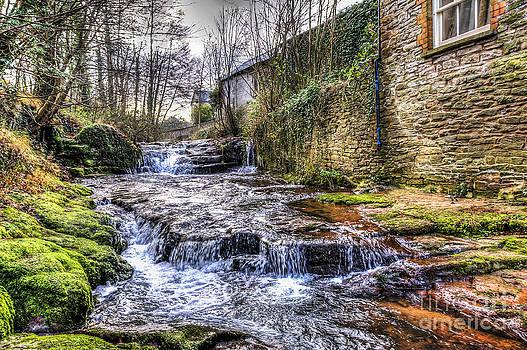 Steve Purnell - Talgarth Waterfall 4