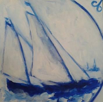 Tali_Blue's-Boat by Tali Farchi