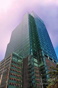 Tall Building by Daniela White