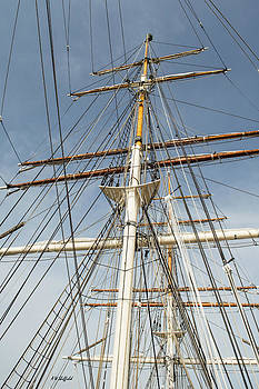 Allen Sheffield - Tall Ship Mast