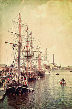 Tall Ships by Joel Witmeyer