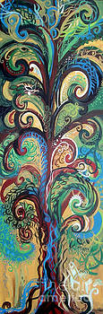 Genevieve Esson - Tall Tree Winding