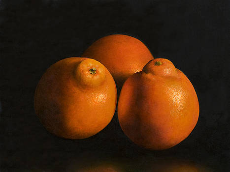Tangerines by Anthony Enyedy