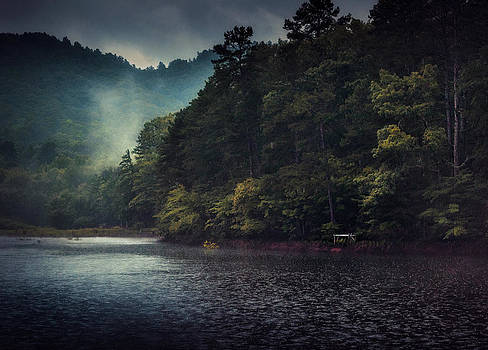 Tanglewood Lake by William Schmid