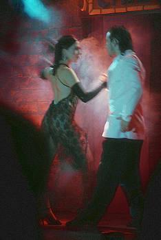 Tango Dancing by Steven Boone