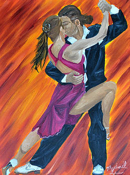 Tango Passion by Michael Lee