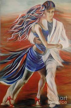 Tango Whirl Wind by Summer Celeste