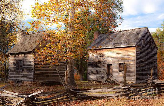 Dan Carmichael - Tannenbaum Historic Park Greensboro North Carolina