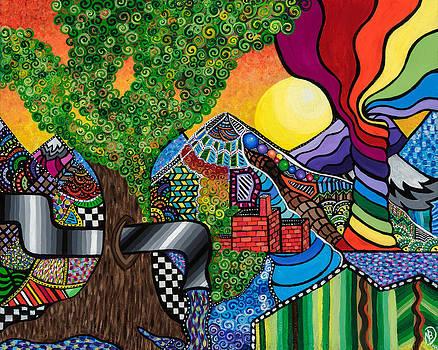Tantalizing Tree by Nicole Dumond-Barry