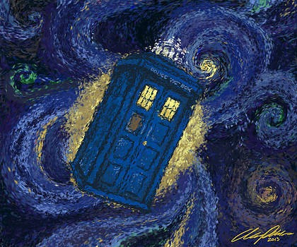 Tardis by Austin Phillips