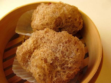 Alfred Ng - Taro dumpling