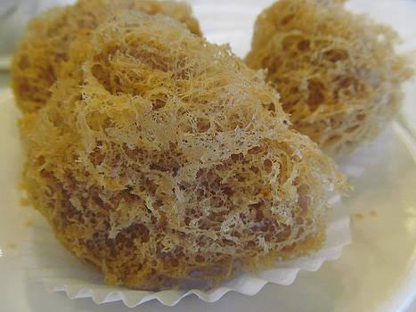 Alfred Ng - taro dumplings