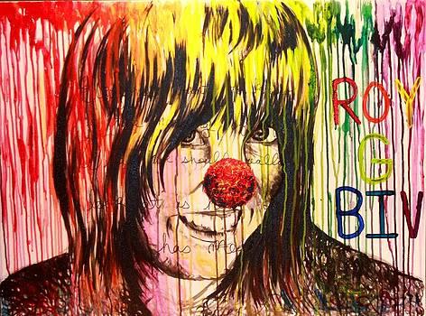Taste the Roy G Biv by Alicia Post