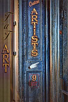 Tat Art by Larry Bishop