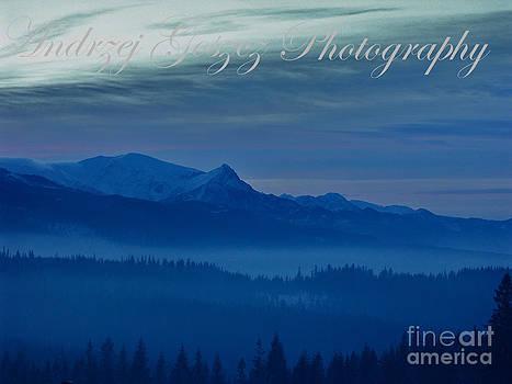 Tatra Mountains. Poland. by  Andrzej Goszcz