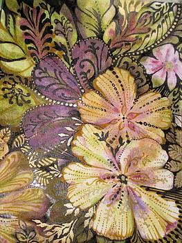 Tattoo Flowers by Sarah Kovin Snyder