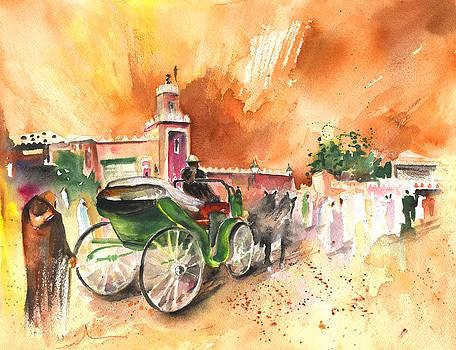 Miki De Goodaboom - Taxi Driver in Marrakesh
