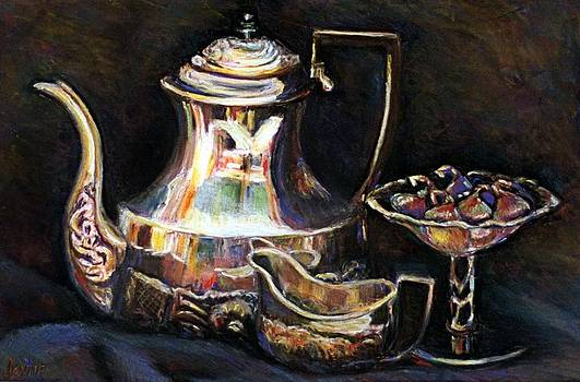 Tea and Candy by JAXINE Cummins