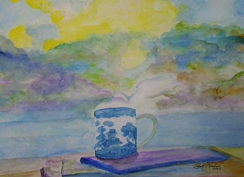 Tea at Dawn by Jack Donahue