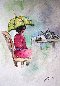 Tea For One by Mikyong Rodgers