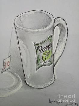 Tea In Mug by Craig Green
