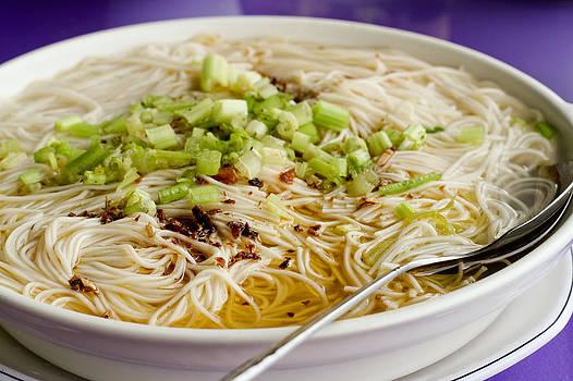 Tea Noodles of Taiwan by Calvin Hanson