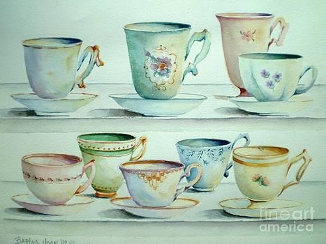 Tea Time by Barbra Joan