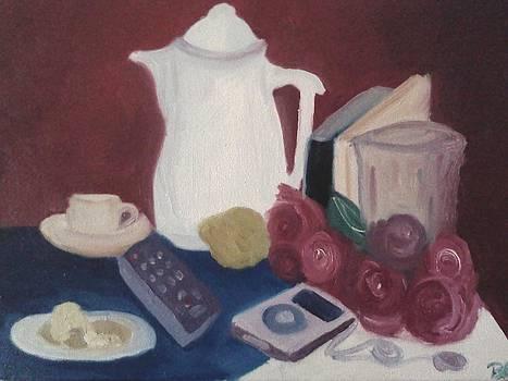 Tea Time by Darlene Berger