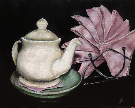 Diane Kraudelt - Tea Time