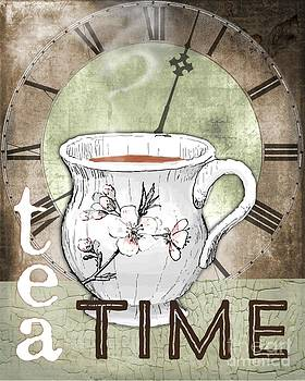 Tea Time by Sharon Marcella Marston