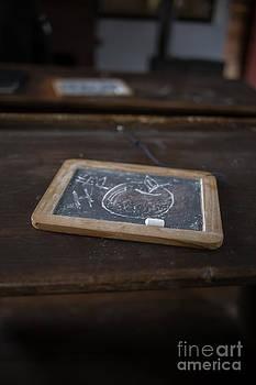 Edward Fielding - Teacher - Old One Room Schoolhouse