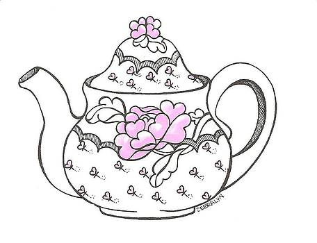 Teapot by Debralyn Skidmore