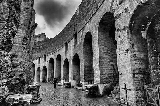 Tears of rain at Coliseum by Age Barros