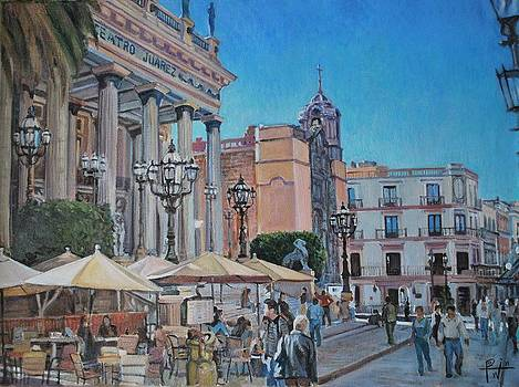Teatro Juarez by Henry David Potwin