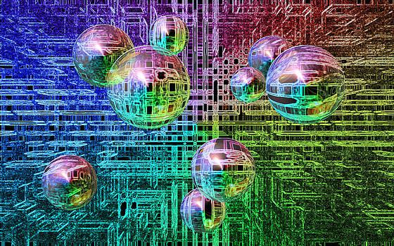 Regina  Williams  - Techno Bubbles